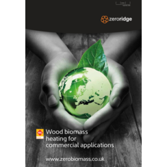 Zeroridge Commercial Biomass brochure